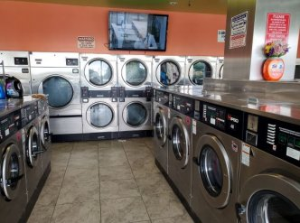 Coin-op Laundromat with High Income Main Image #1