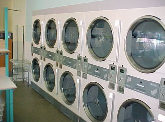 Laundromat for sale in Olney IL Main Image #1