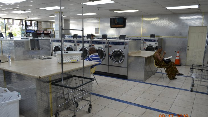 San Bernardino Coin Laundry - Laundromat for Sale in San ...