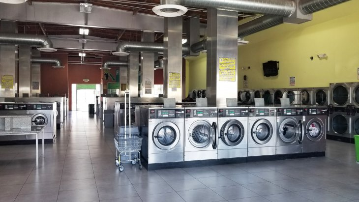 For Sale - Large Laundry - San Fernando Valley Area Main Image #1