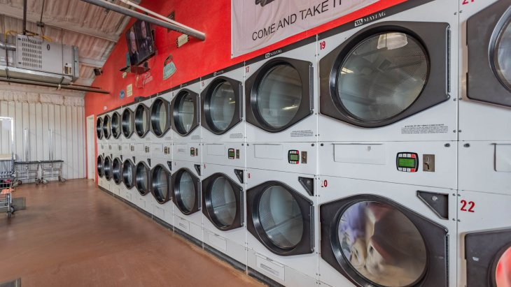 Established, Income Producing Laundromat near multiple man camps. Main Image #2