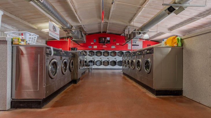 Established, Income Producing Laundromat near multiple man camps. Main Image #3